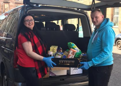 Family-owned housebuilder boosts Sikh community food bank