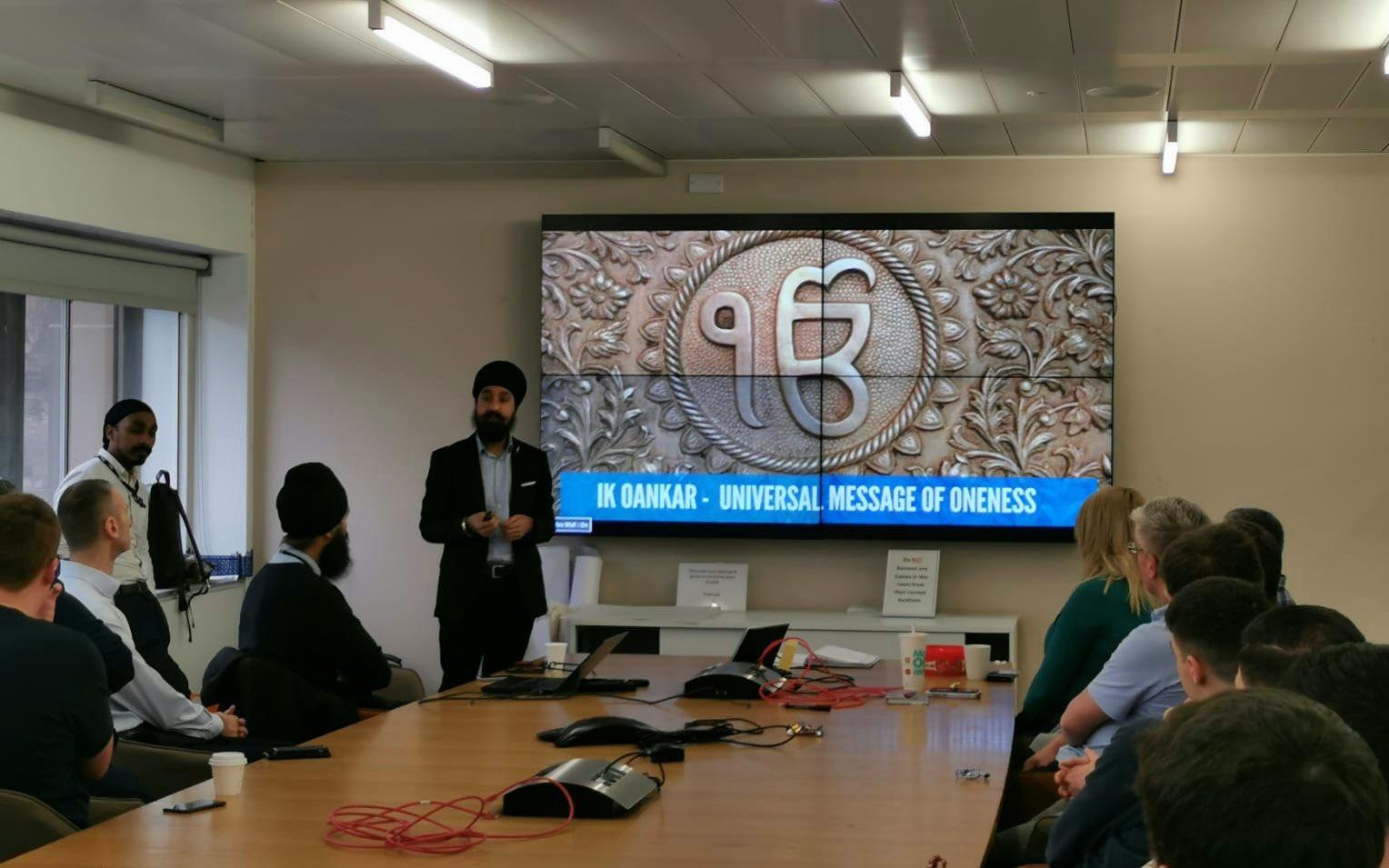 Network Rail Presentation