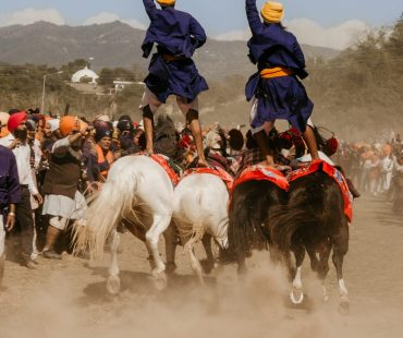 Sikh Festival - Hola Mohalla