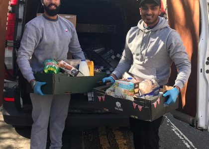 Daily Mail: Meet the Community Heroes at The Sikh Food Bank