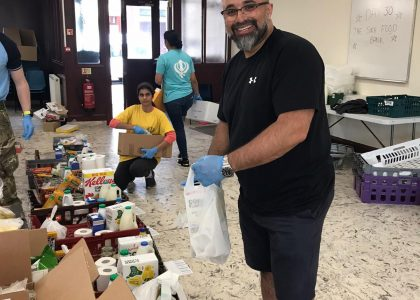 TALK OF THE TOWN: SIKH FOOD BANK HELPS COMMUNITY