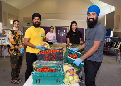 The Sikh Foodbank to continue operating after 80,000 lockdown meals