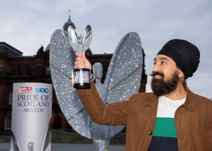 Pride of Scotland Award for The Sikh Food Bank