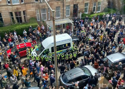 Home Office Raids –Sikhs in Scotland Comment