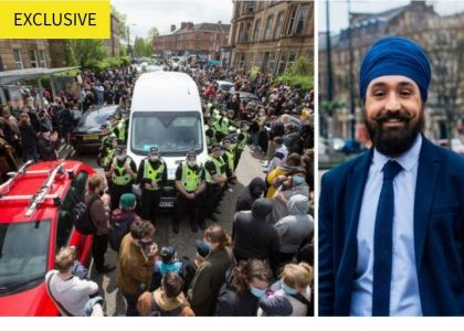 The National Exclusive: Dawn raids: Home Office wanted Scottish Sikh group to back removals